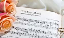 Der Hochzeitsmarch von Mendelssohn-Bartholdy ist die passende Musik für die Hochzeit