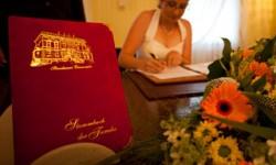 Das Namensrecht regelt den Namen der Eheleute.
