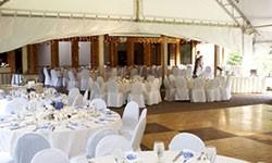 Festzelt für Ihre Hochzeit