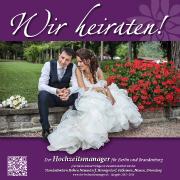 Hochzeitsmanager Hohen Neuendorf, Hennigsdorf, Falkensee, Nauen, Brieselang