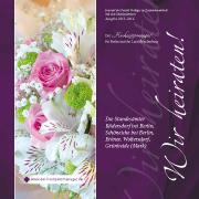 Hochzeitsmanager Rüdersdorf bei Berlin, Schöneiche bei Berlin, Erkner, Woltersdorf, Grünheide (Mark)