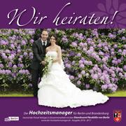Der Hochzeitsmanager Neukölln Titelseite 2016