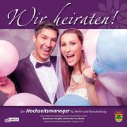 """""""Wir heiraten"""" Ausgabe Steglitz-Zehlendorf 2016"""