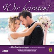 """Titel der Broschüre """"Wir heiraten"""" Steglitz-Zehlendorf 2018"""
